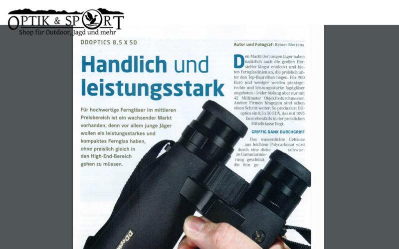 Pirsch Zeitschrift Testbericht