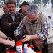 Kontrollschiessen Vorarlberger Jägerschaft