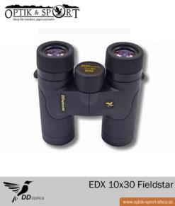 DDoptics Fernglas EDX 10x30 Fieldstar