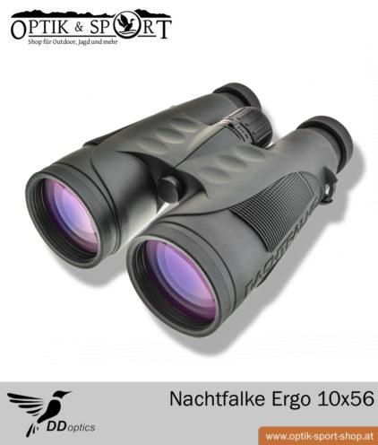 DDoptics Fernglas Nachtfalke Ergo 10x56