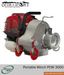 Portable Winch PCW 3000