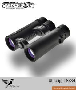 Fernglas DDoptics Ultralight 8x34