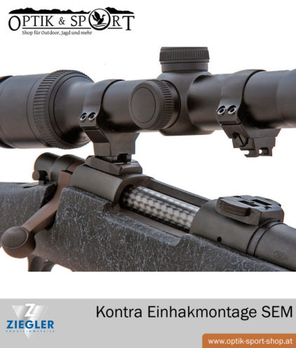Ziegler Suhler Einhakmontage SEM Kontra Detail