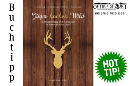 Kochbuch Jäger Kochen Wild