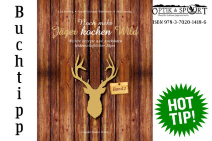 Kochbuch Noch mehr Jäger Kochen Wild