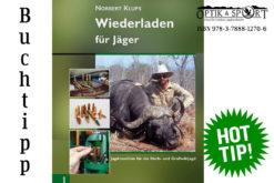 Buch Wiederladen für Jäger von Norbert Klups