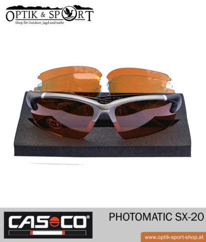 Brille CASCO Photomatic SX-20