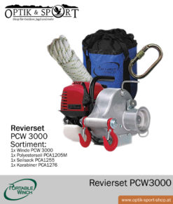 Portable Winch PCW3000 Revierset