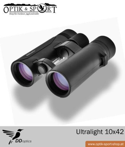 Fernglas DDoptics Ultralight 10x42