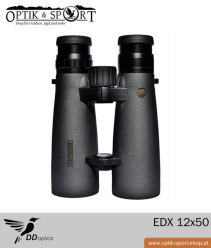 Doptics Fernglas EDX 12x50 vorne