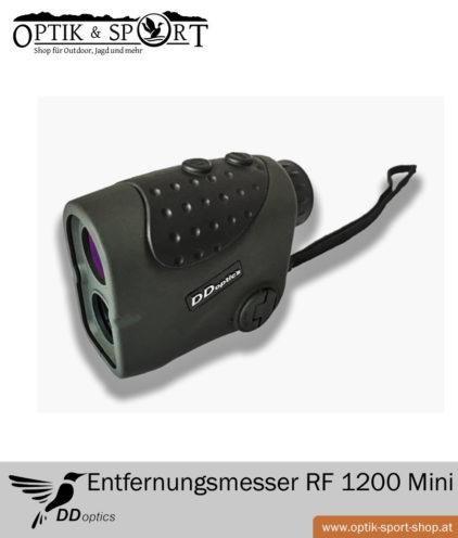 DDoptics Laser Entfernungsmesser RF 1200 Mini
