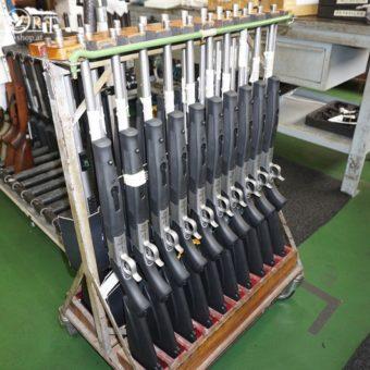 Bergara Kipplaufwaffen fertig für Verpacken
