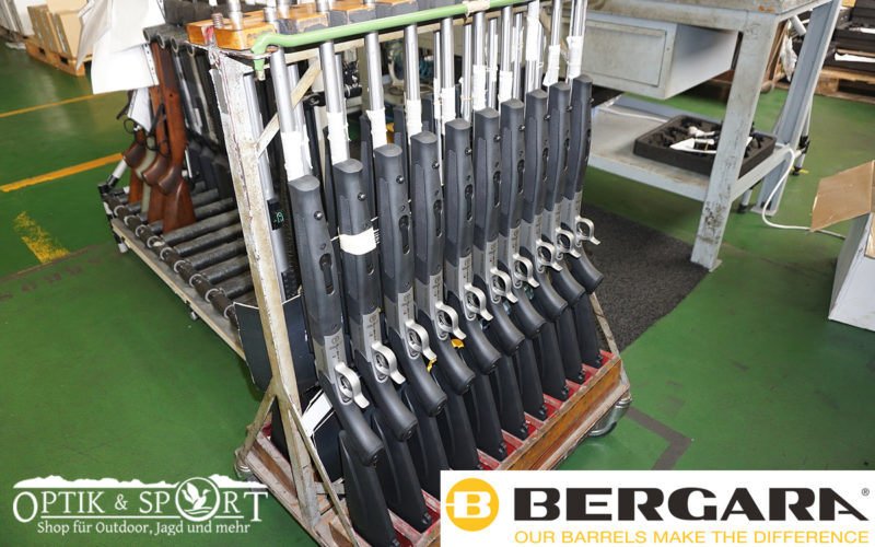 Bergara Fertigung Jagdwaffen