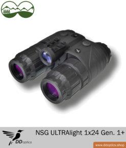 DDoptics Nachtsichtgerät ULTRAlight 1x24 Gen. 1+