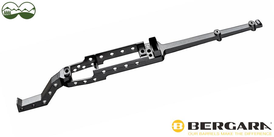 Bergara B14 HMR Büchse - integrierte Aluminium Systembettung