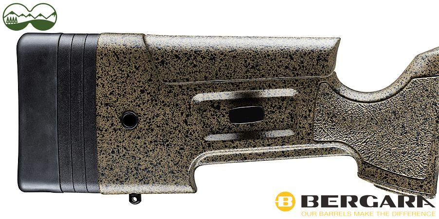 Bergara B14 HMR Büchse - geschlossene Backe
