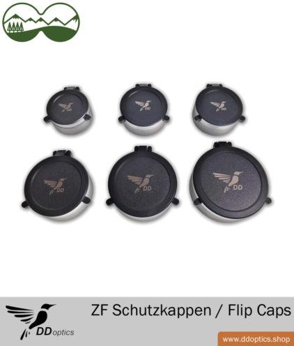 DDoptics Flip Cap Schutzkappe für Zielfernrohr