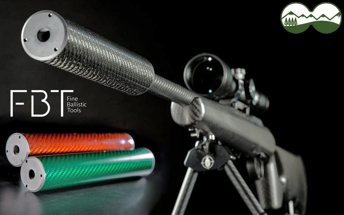 INCA Schalldämpfer Silencer - FBT Fine Ballistik Tools