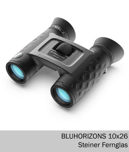 Steiner BluHorizons 10x26 Fernglas