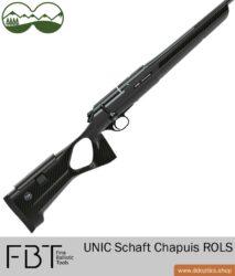 UNIC Carbon Schaft von FBT für Chapuis ROLS
