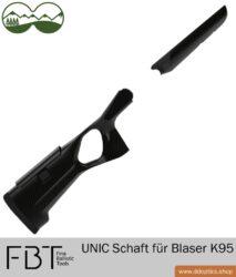 UNIC Carbon Schaft für Blaser K95 von FBT Fine Ballistic Tools